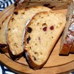 紅糖堅果軟歐面包