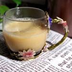 枸杞莲藕米香豆浆