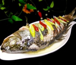 清蒸鲤鱼#本味家乡菜#