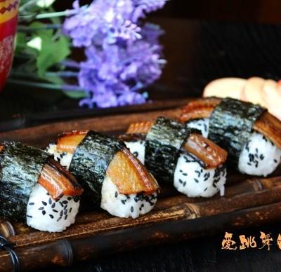 海鳗鱼寿司