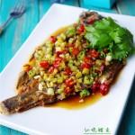 红烧鲽鱼#本味家乡菜#