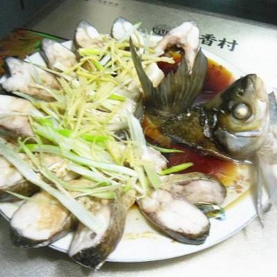 清蒸武昌鱼
