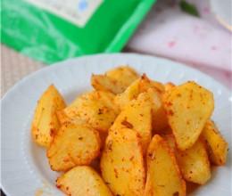 意大利香草烤土豆#本