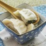 荠菜蘑菇鲜肉水饺