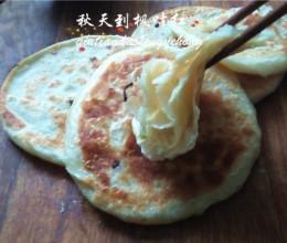 多层葱香大油饼#本味