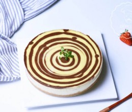 年轮芝士蛋糕