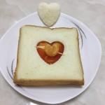 爱心三明治