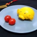 小豬南瓜饅頭