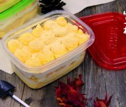 奶酪豆乳盒子蛋糕