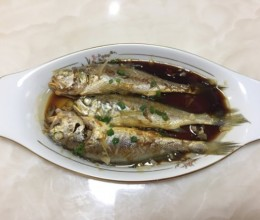 清蒸小黄鱼