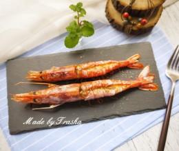 焗烤阿根廷红虾