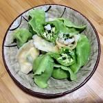 彩色虾仁水饺