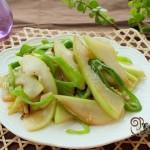 辣炒葫芦菜