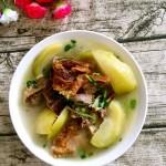 萝卜腊猪骨汤
