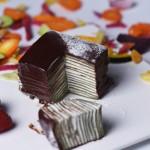 巧克力抹茶千层蛋糕