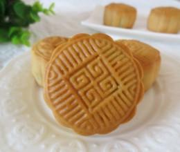 核桃枣泥月饼