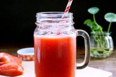 莲雾西瓜蜜汁