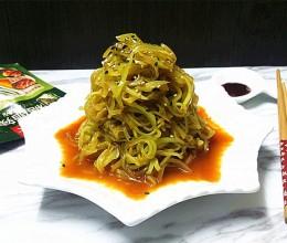 韩式糖醋莴笋