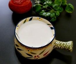 花生大米豆浆