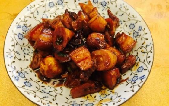 芦笋五花肉