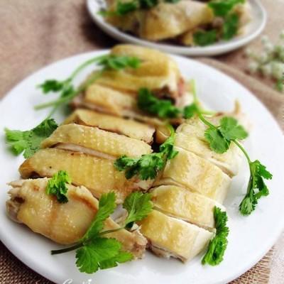 电饭煲双葱焗鸡