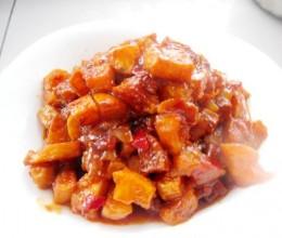 红油土豆丁