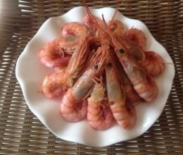 鲜美野生虾