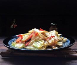 爆炒高丽菜
