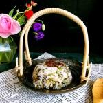香椿干贝炒饭