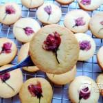 浪漫樱花饼干