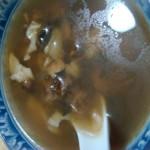 花胶松茸汤