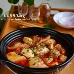 豆腐粉絲魚腩煲