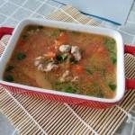 牛肉柿子汤