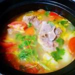番茄土豆牛尾汤