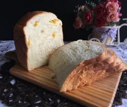 面包机版玉米吐司