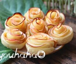 苹果玫瑰花