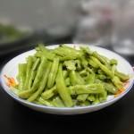 清焖四季豆
