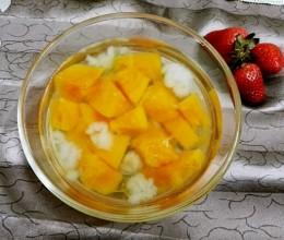 雪蛤木瓜汤