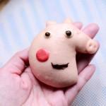 小猪佩奇馒头