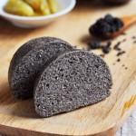 黑芝麻燕麦馒头