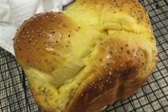面包机版南瓜辫子吐司