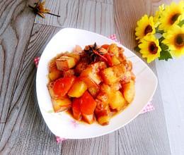 萝卜土豆炖肉