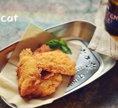 香酥大西洋红鱼片