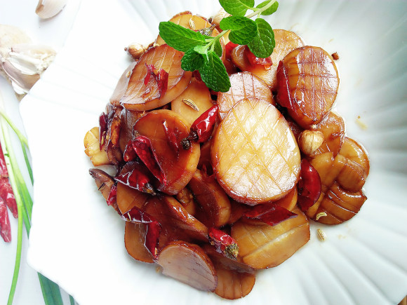 大厨分享~九款出彩的融合菜品做法
