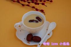 生姜红枣奶茶