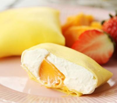 比满记甜品还好吃的芒果班戟