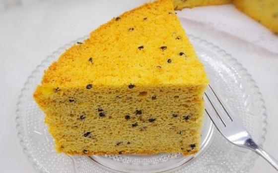 黑糖紅薯蛋糕