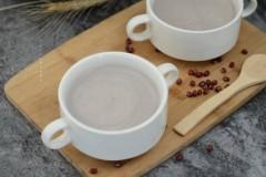 银耳红豆豆浆