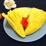 南瓜千层饼