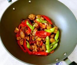 干锅香辣鸡